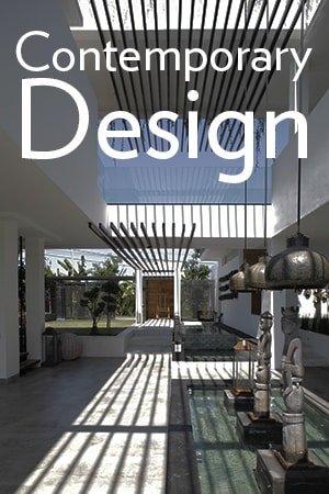 contemporary design villa bali